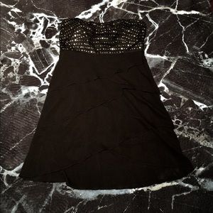 Romeo & Juliet Couture studded dress.